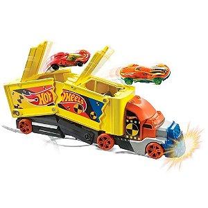 Novo Hot Wheels  Caminhão De Batidas Mattel GCK39