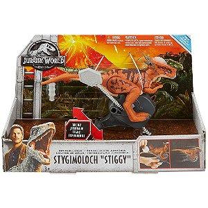 Jurassic World Perseguição Jurassica Stygimoloch  FMM36