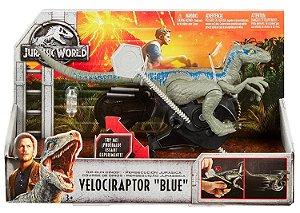 Jurassic World Perseguição Jurassica Velociraptor FMM35