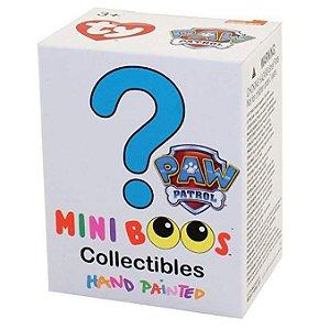 Mini Figura Surpresa 5 cm Mini Boos Patrulha Canina Ty Dtc