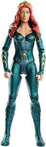 Boneco Articulado Aquaman True Moves Mera 30 cm Mattel