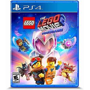Jogo Novo Midia Fisica Uma Aventura Lego Movie 2 para Ps4