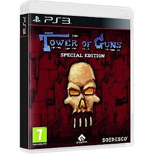 Jogo Lacrado Midia Fisica Tower Of Guns Ps3 Playstation