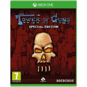 Jogo Novo Tower Of Guns Special Edition Para Xbox One