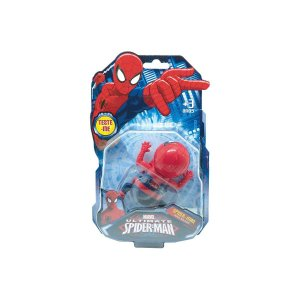 Boneco  Personagem Spider-man Wall Walker Desliza Candide