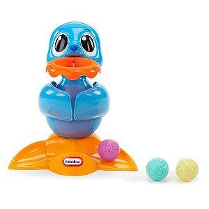 Brinquedo Infantil Foca Interativa Com Som Little Tikes