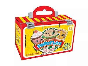 Novas Mini Surpresas Colecionaveis Fofoflex Food Dtc 4545
