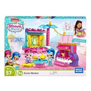 Mega Bloks Shimmer e Shine Supermercado De Genias Dxh15