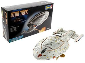 Nova Nave Star Trek Voyager Uss Revell Kit Space 04801