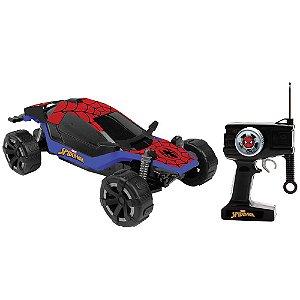 Carro De Controle Remoto Spider Man Combat Cruiser Candide