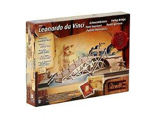 Nova Ponte Móvel Parabólica Leonardo da Vinci Revell 00504