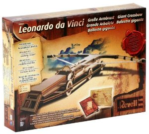 Nova Besta Gigante Serie Leonardo da Vinci Revell 00501