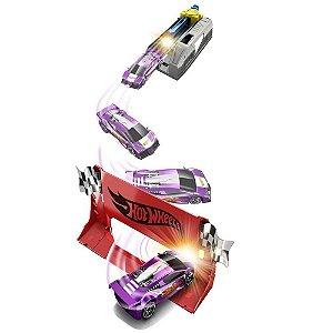Nova Pista Hot Wheels Action Rei do Drift Mattel Blr01