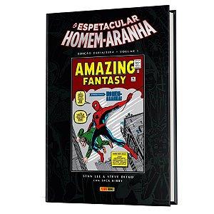 Hq O Espetacular Homem Aranha Edição Definitiva Volume 1