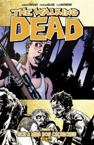 Hq The Walking Dead Sob a Mira dos Caçadores Volume 11