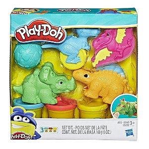 Massinha De Dinossauro Play-Doh Dino Ferramentas Hasbro 4994
