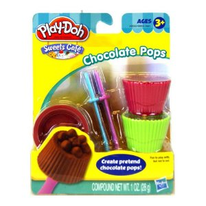 Massinnha Play- Doh Sweet Shoppe Chocolate Pops  1493
