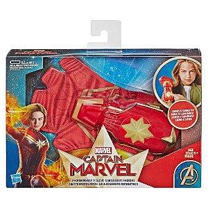 Role Play Luva Capita Marvel Hasbro E3609