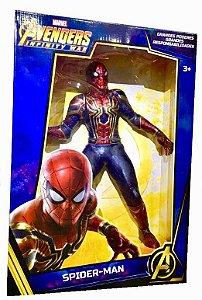 Novo Mimo Homem Aranha de Armadura Os Vingadores Ultimato