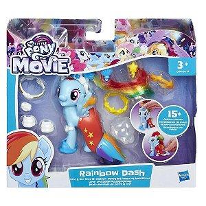 Boneca My Little Pony Terra E Mar Rainbow Dash 4880