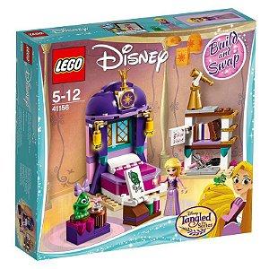 Brinquedo LEGO Disney Quarto Do Castelo Da Rapunzel 41156