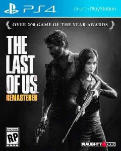 Jogo Midia Fisica The Last Of Us Remasterizado Português Ps4