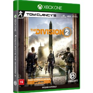 Jogo Midia Fisica Tom Clancys The Division 2 para Xbox One