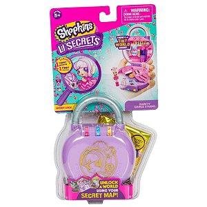 Novo Shopkins Lil Secrets Cadeado Envio Aleatorio Dtc 5089