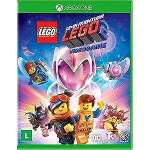 Jogo Midia Fisica Uma Aventura Lego Movie 2 para Xbox One