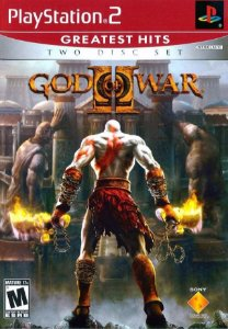 Jogo Novo Midia Fisica God of War 2 Greatest Hits para Ps2