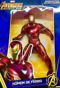 Novo Brinquedo Mimo Homem de Ferro Os Vingadores Ultimato