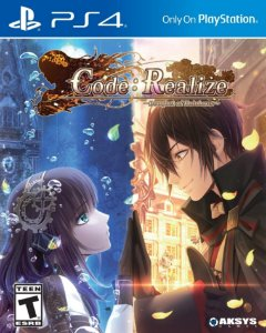 Jogo Midia Fisica Code Realize Bouquet of Rainbows Para PS4