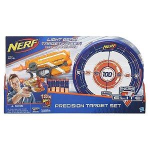 Brinquedo Nerf Kit De Treino Com Alvo Hasbro A9541