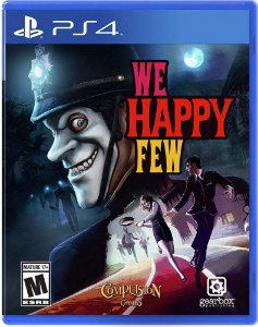 Jogo Novo Lacrado Mídia Física We Happy Few Original pra Ps4