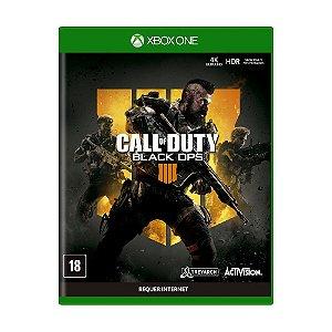 Jogo Novo Mídia Física Call Of Duty Black Ops 4 pra Xbox One