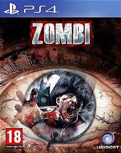 Jogo Midia Fisica Lacrado Zombi Original Para Playstation 4