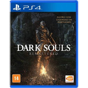 Novo Jogo Dark Souls Remastered PS4 Namco bandai
