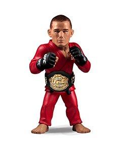 Colecionável UFC Georges St Pierre Championship Edition