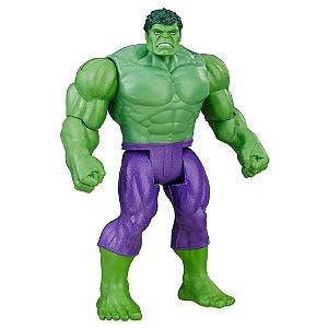 Nova Figura de Açao 15 cm Os Vingadores Hulk Hasbro B9939