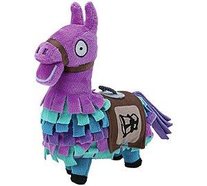 Novo Brinquedo Pelucia Fortnite Lhama Loot Llama Sunny 2056