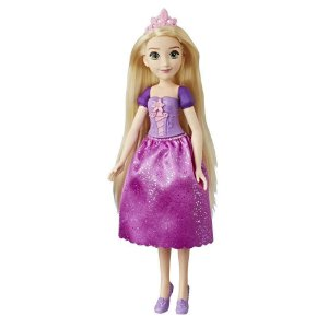Nova Boneca Articulada Disney Princesa Rapunzel Hasbro B9996