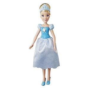 Nova Boneca Articulada Disney Princesa Cinderela B9996