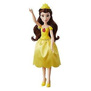 Nova Boneca Articulada Disney Princesa Bela Hasbro B9996