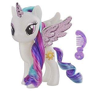 Nova Boneca My Little Pony Princesa Celestia Hasbro E5892