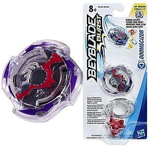 Brinquedo Beyblade Burst Doomscizor Ataque Hasbro B9500
