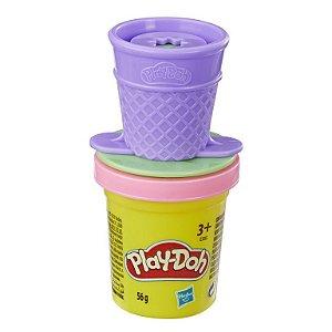 Play-Doh Pote com Acessórios Casquinha De Sorvete E3365