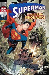 Nova Hq Superman Renascimento 23 Universo Dc Panini Comics