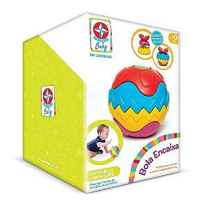 Brinquedo Infantil Bola Encaixa Estrela Baby Pim Pam Pum