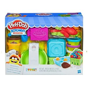 Massinha Play-Doh Diversão No Supermercado Hasbro E1936