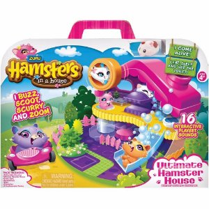 Brinquedo Playset Mansão Hamster In A House da Candide 7704